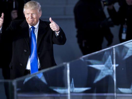 Donald Trump juramentará este viernes como el 45° presidente de Estados Unidos