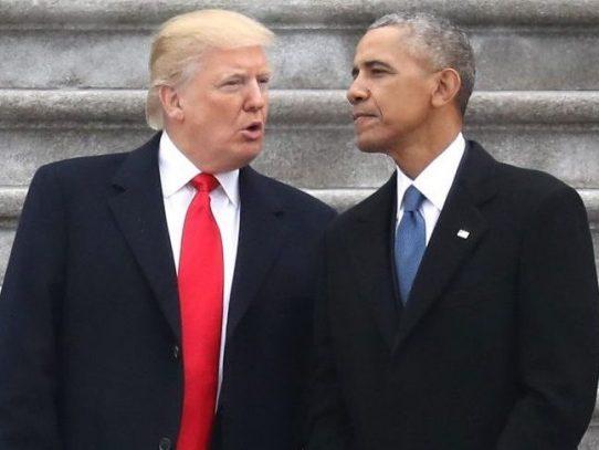 Presidente de EEUU, Donald Trump, levanta acusaciones contra Obama