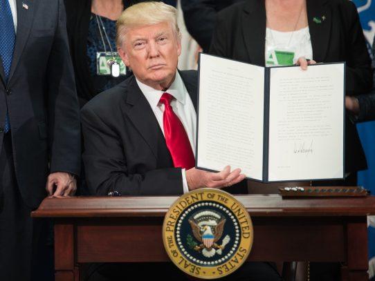 Políticas económicas de Trump podrían beneficiar a Centroamérica