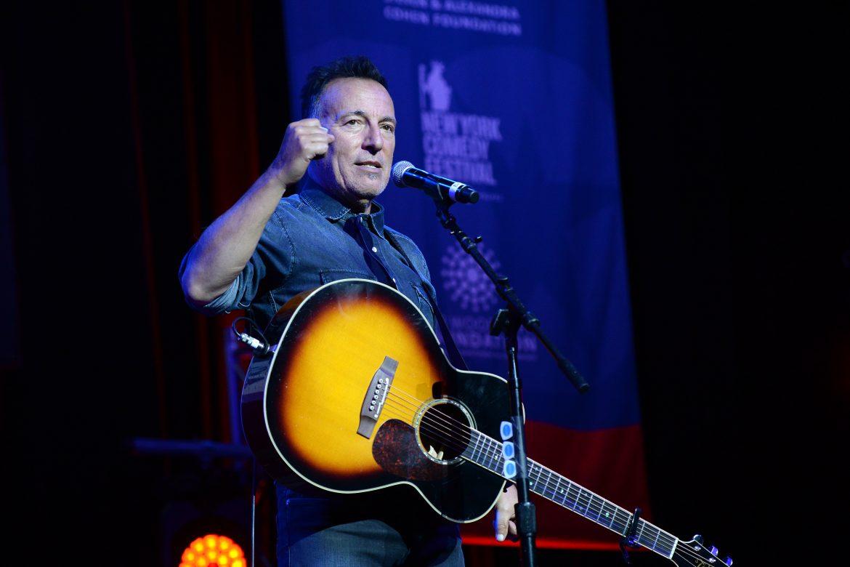 Bruce Springsteen tendrá un archivo cerca de su población natal