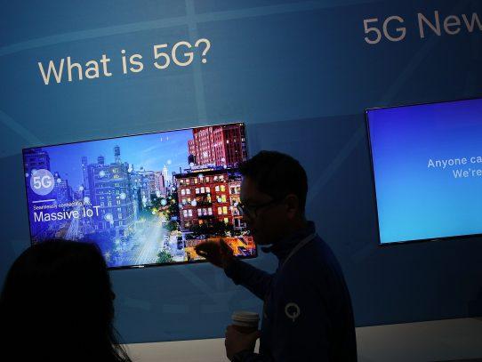 CES: televisores buscan protagonismo entre dispositivos electrónicos