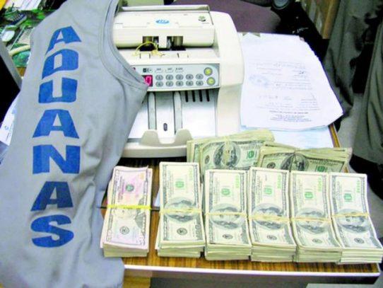 Aduana detiene a español con más de $50 mil en Aeropuerto de Tocumen