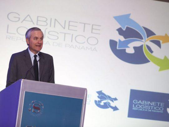 """Gabinete Logístico busca afinzar la imagen de Panamá como """"hub logístico"""""""