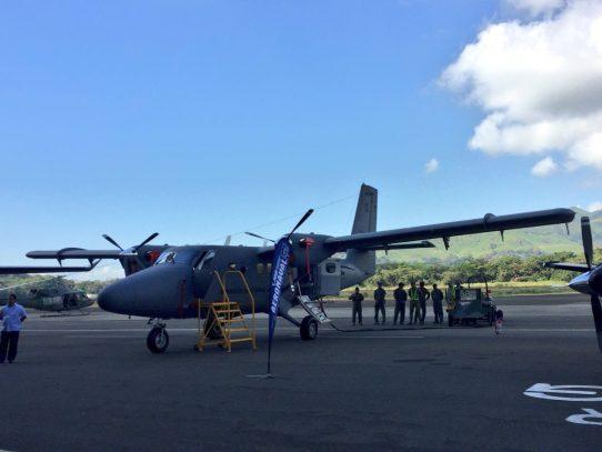 SENAN incorpora a su flota de trabajo nuevo avión Twin Otter