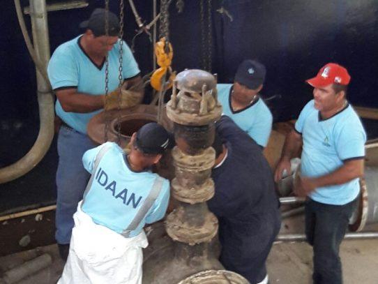 IDAAN corta suministro de agua en Brisas del Golf debido a trabajos técnicos
