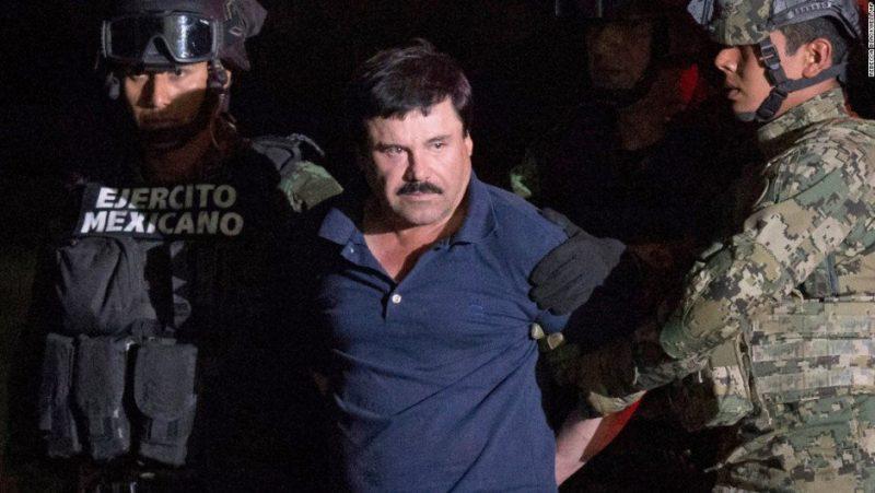 Fiscalía de EE.UU. solicita cadena perpetua para el Chapo Guzmán