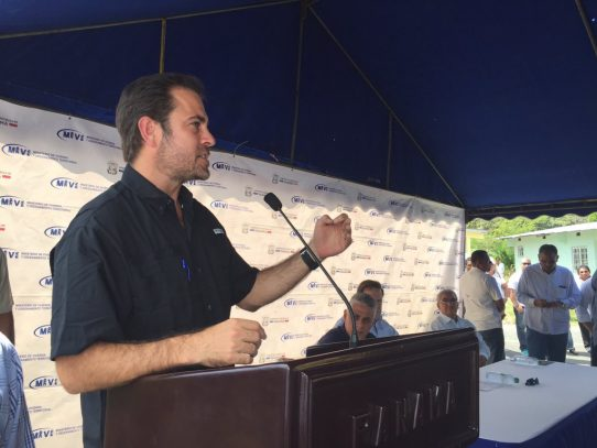 MIVIOT niega matiz político en programa Techos de Esperanza