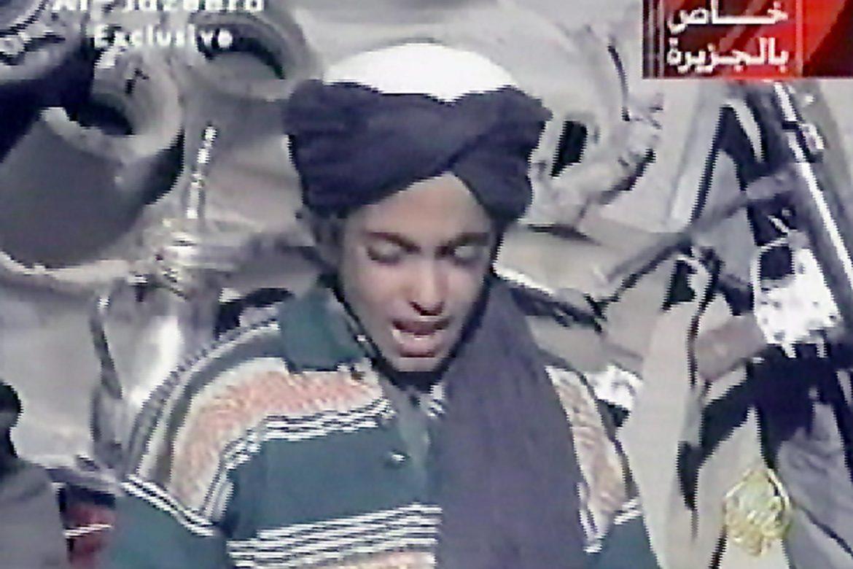 EEUU coloca a hijo de Bin Laden en lista negra terrorista