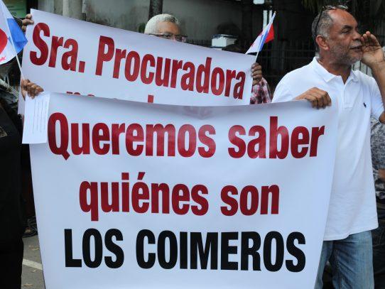 """""""Ciudadanos contra la impunidad"""" convocan marcha contra Odebrecht"""