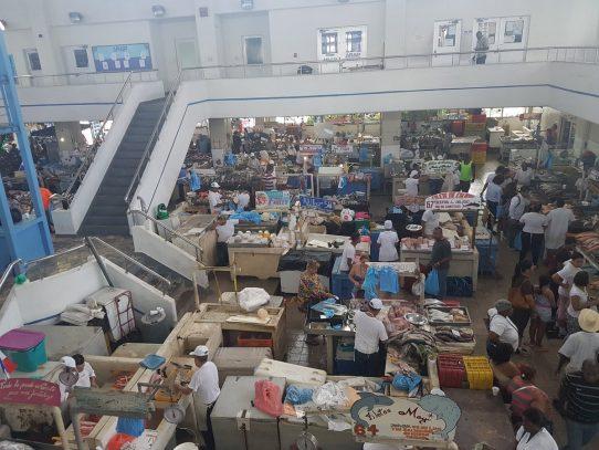 Mercado del Marisco se trasladará al San Felipe Neri