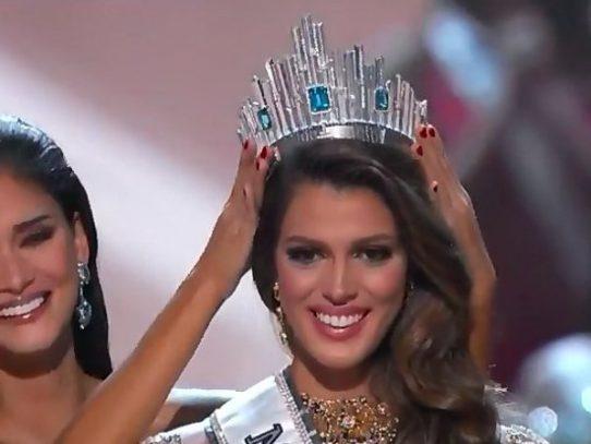 Francia gana Miss Universo 2016, tras 64 años de su primera corona universal