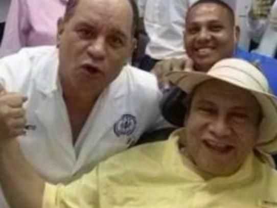 Jueza de cumplimiento de Chiriquí concede casa por cárcel a Noriega