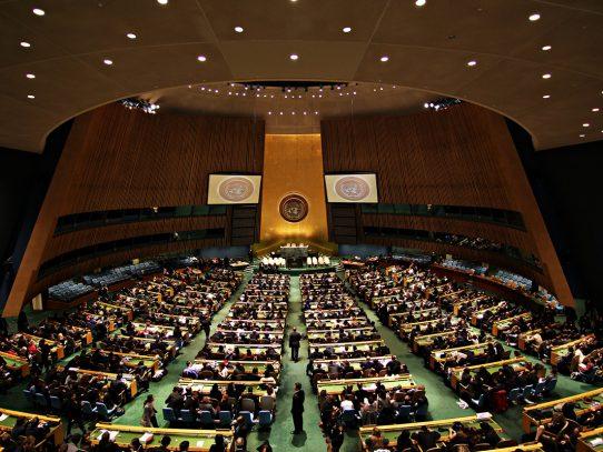 ONU enviará a su emisario para Siria al congreso de paz en Rusia