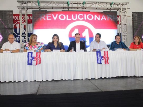 Cúpula del PRD se enfila contra Blandón