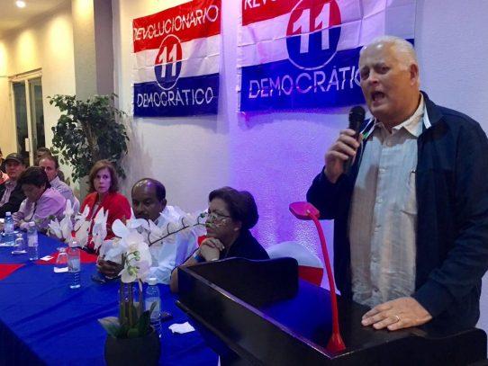 PRD favoreció escogencia de Juncá: Pérez Balladares