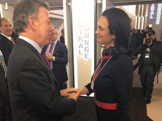 De Saint Malo busca salida a disputa comercial entre Panamá y Colombia