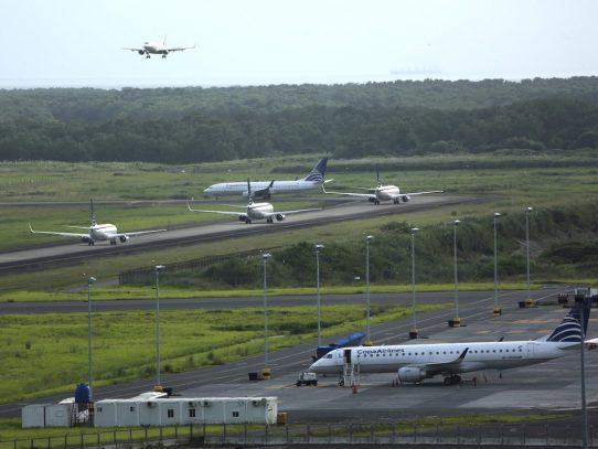UP recibe $15 millones del Aeropuerto de Tocumen por saldos adeudados