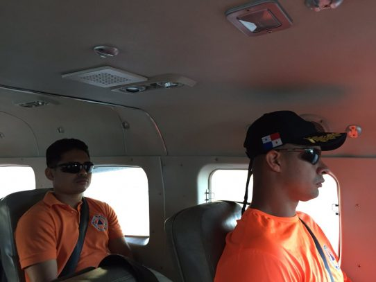Sinaproc reanuda búsqueda de los dos jóvenes desaparecidos en Veraguas