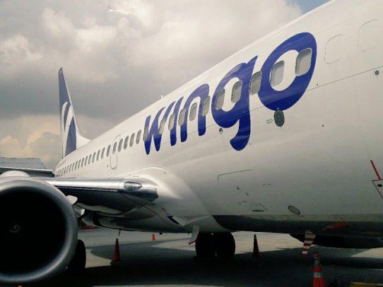 Aerolínea Wingo volará a Panamá dos veces por semana partir del 23 de febrero