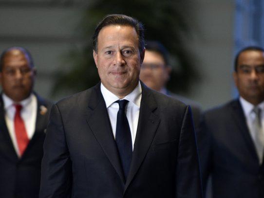 Juan Carlos Varela defiende sus obras con Odebrecht