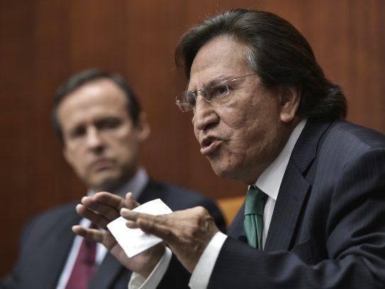 Perú sospecha que expresidente Toledo está en EEUU y podría huir a Israel