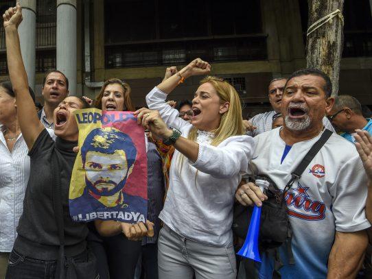 Leopoldo López pide a los venezolanos marchar contra el gobierno de Maduro