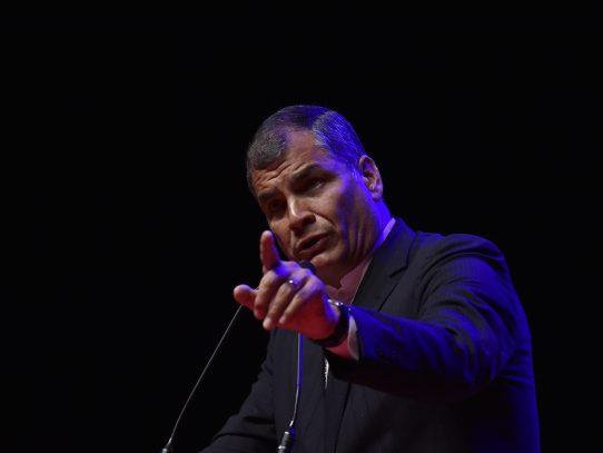 Tribunal de Ecuador desestima suspensión de partido que apoya al expresidente Correa
