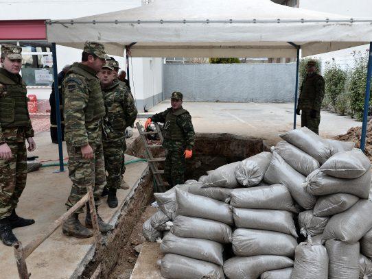 Grecia evacúa a 70 mil personas para desactivar bomba de la II Guerra Mundial