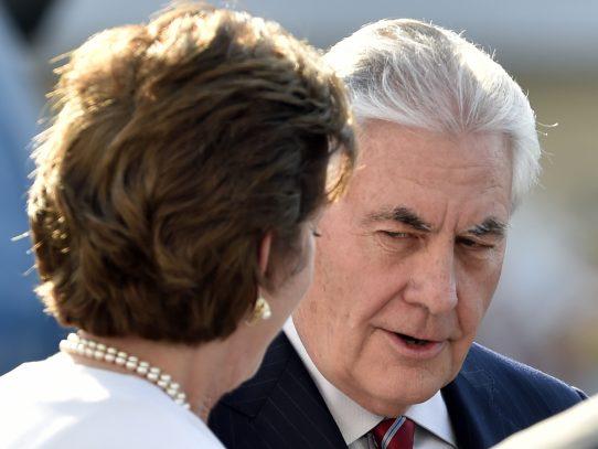 Secretario de Estado de EEUU llega a México en medio de crisis diplomática