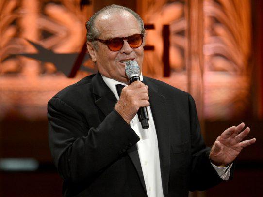 Jack Nicholson vuelve a la gran pantalla tras siete años de alejamiento