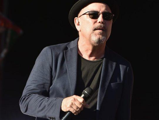Rubén Blades no logró llevarse el Latin Grammy 2018 al mejor Álbum Tropical Tradicional