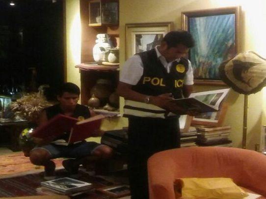 Fiscales allanan casa de expresidente peruano Toledo, acusado de recibir coimas