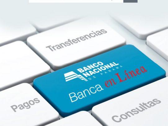Trabajos de actualización en el Banco Nacional, afectará Banca en Línea