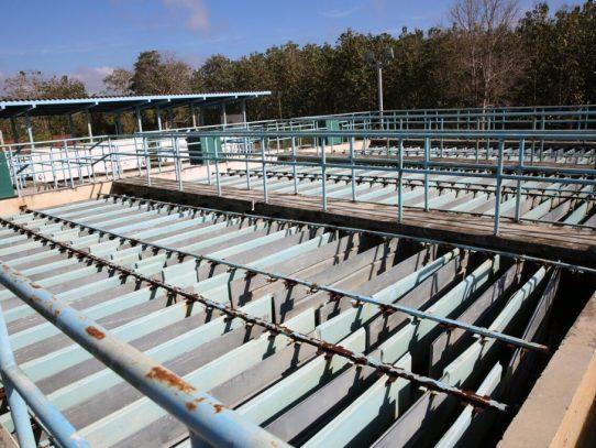 Potabilizadora Villa Darién aumentará su producción diaria de agua a 3 millones de galones