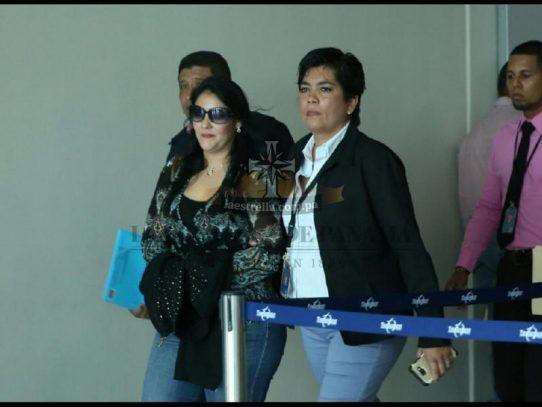Autoridades retoman indagatoria a  Evelyn Vargas