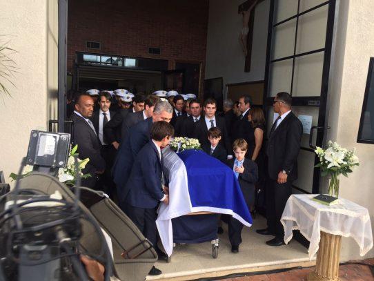 """Ricardo Arias Calderón """"se va en momentos de profunda preocupación en el país"""""""