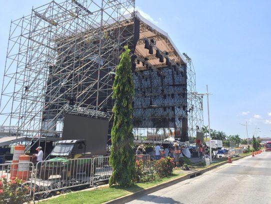 ATTT cerrará vías cercanas a la Cinta Costera durante el Carnaval capitalino