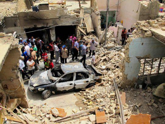 Atentado con coche bomba en Bagdad deja unos 45 muertos