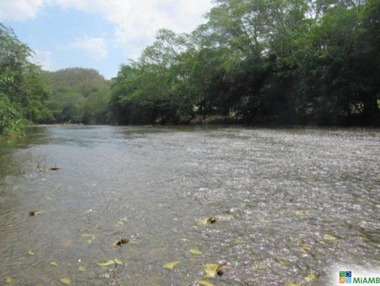 Establecen medidas para uso y extracción de agua de río durante el Carnaval