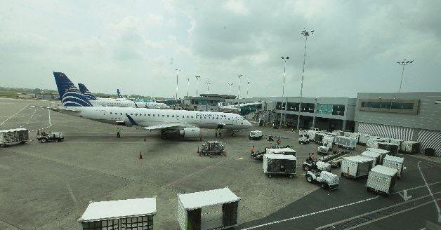 Ampliación del aeropuerto de Tocumen avanza un 65%