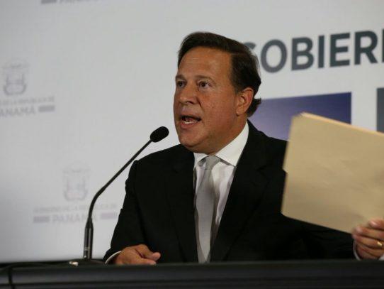 Varela divulga lista completa de sus donantes electorales