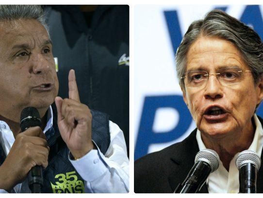 Ecuador termina el lunes con incertidumbre sobre elecciones