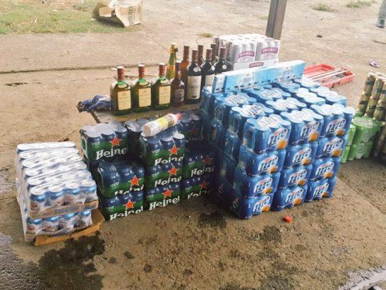Sistema Penitenciario inicia investigación por cargamento de licor hallado en La Joyita