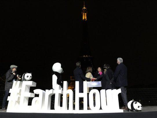El mundo se prepara este sábado para la Hora del Planeta