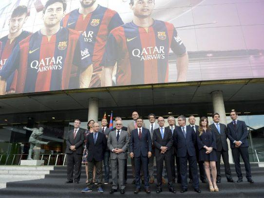 Barcelona buscar ser centro de innovación deportiva