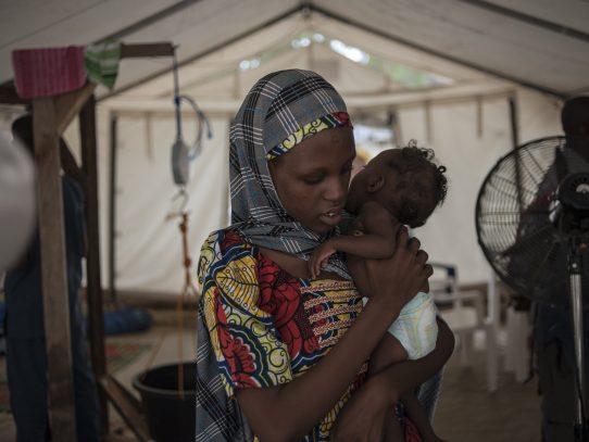 Cerca de USD 60.000 millones en ayuda para África en próximos tres años