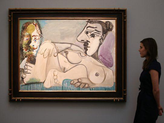 Nieto de Picasso presta 166 obras al museo de Málaga