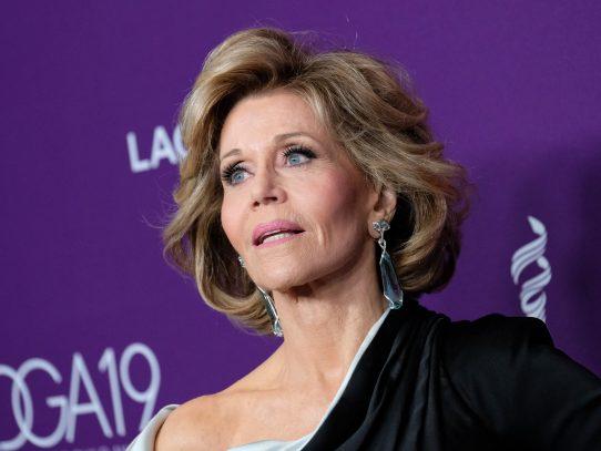 Jane Fonda revela que fue violada y abusada sexualmente de niña