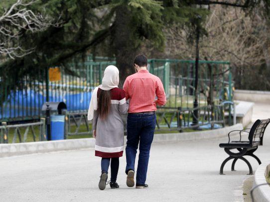 Miles de hombres iraníes en la cárcel tras un mal divorcio