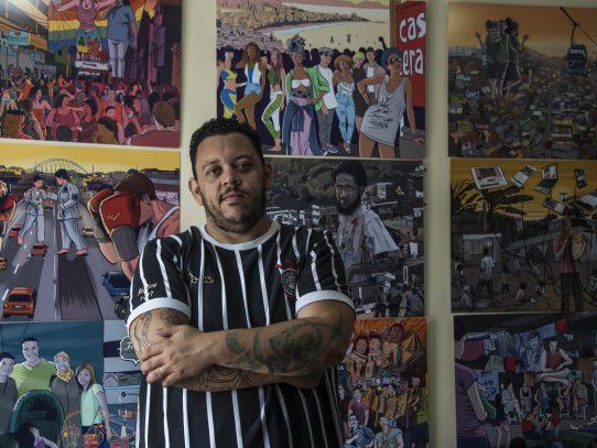 Brasil innova con periodismo en cómic para contar historias